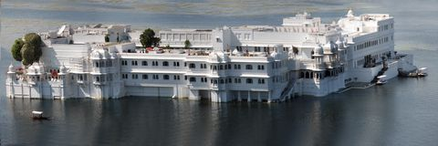Lake Palace Stock Images