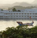 Lake Palace Royalty Free Stock Photography