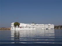 Lake Palace Hotel, Udaipur Royalty Free Stock Photos