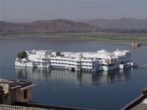 Lake Palace Hotel, Udaipur Royalty Free Stock Photography
