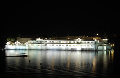 Lake Palace Hotel, Udaipur, India Stock Photo