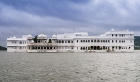 Lake Palace on lake Pichola, Udaipur, India Royalty Free Stock Photo