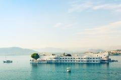 Lake Palace in Udaipur Stock Image