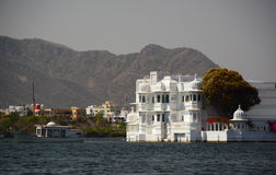 Lake Palace. Udaipur. Rajasthan. India Royalty Free Stock Images