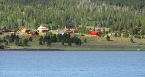 Lake Panguitch Stock Photo
