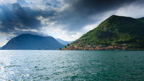 Lake panorama from Stock Photos