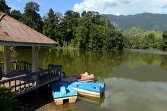 Lake Paradise of Arunachal Pradesh Royalty Free Stock Images