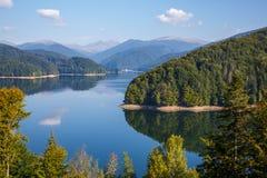 Lake paradise Stock Photo