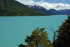 Lake of Patagonia Stock Photo