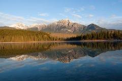 lake patricia Royaltyfri Bild