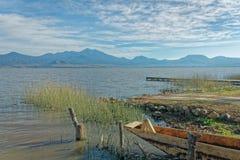 Lake Patzcuaro, Michoacan, Mexico Stock Photography