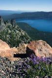 lake paulina Arkivbilder