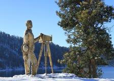 Lake Photographer Royalty Free Stock Photos
