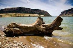 Lake of Piana degli Albanesi Stock Photos
