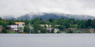 Lake Placid Royalty-vrije Stock Afbeelding