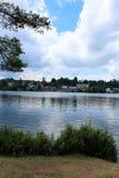 Lake Placid Stockbild