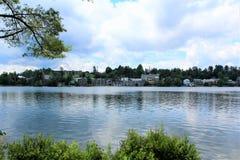 Lake Placid Royalty-vrije Stock Foto's