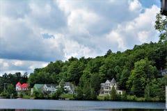 Lake Placid Royalty-vrije Stock Afbeeldingen