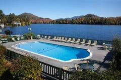 Lake Placid, Adirondack Mountains Stock Photos