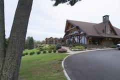 Lake Placid del hotel de la plaza de Crowne Foto de archivo