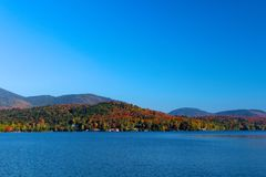 Lake Placid New York Stock Images