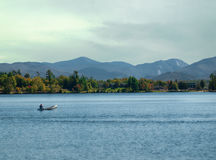 Lake Placid, Nueva York Fotos de archivo libres de regalías