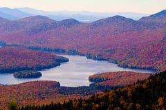 Lake Placidny Royalty-vrije Stock Fotografie