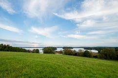 Lake Plateliai royalty free stock images
