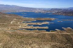 Lake Pleasant Royalty Free Stock Photos
