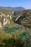 Lake Plitvice,  Croatia Stock Image