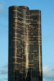 Lake Point Tower. One of the Chicago's skyscrapers Stock Images