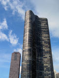 Lake Point Tower Royalty Free Stock Photography