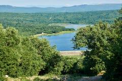 Lake Ponikve Stock Photography