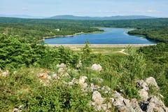 Lake Ponikve Stock Images