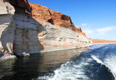 Lake Powell Royalty Free Stock Photo