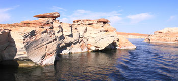 Lake Powell Royalty Free Stock Images
