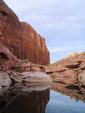 Lake Powell Royaltyfria Foton