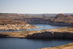 Lake Powell (AN) Stock Image