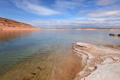Lake Powell Royaltyfri Fotografi