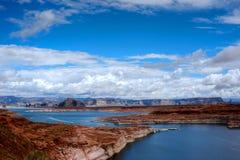 Lake Powell Arizona Stock Photos