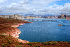 Lake Powell Arizona Royalty Free Stock Photos
