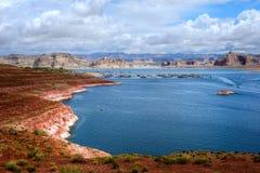 Lake Powell Arizona Royalty Free Stock Photos