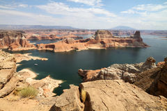Lake Powell, Arizona, USA Stock Images