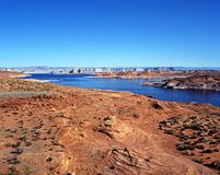 Lake Powell, Arizona, USA. Royalty Free Stock Photography