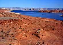 Lake Powell, Arizona, USA. Stock Photography