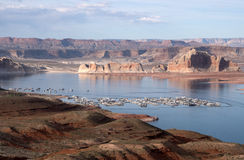 Lake Powell, Arizona, USA Royalty Free Stock Photography
