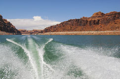 Lake Powell Royalty Free Stock Image