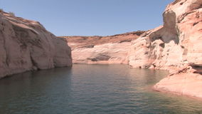Lake Powell stock video footage