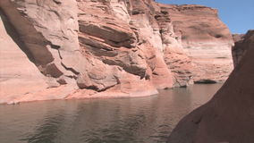 Lake Powell stock video