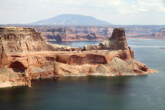 Lake Powell and Glen Canyon Royalty Free Stock Images